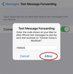 100% Successful] 2 Easy Ways to Transfer iMessages from iPhone to Mac
