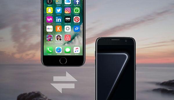 Sposta i dati tra Android e iPhone
