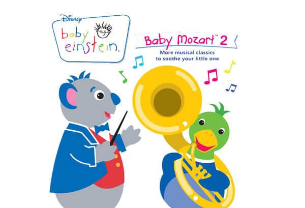 Φεστιβάλ μουσικής για μωρά Μότσαρτ
