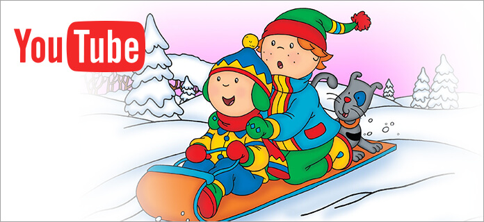 Caillou YouTube