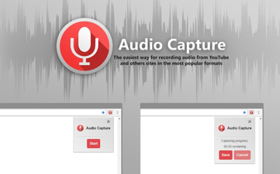 Audio Capture for Chrome