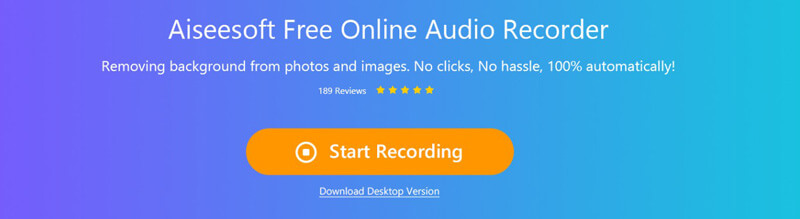 Free Online Audio Recorder Record Chrome