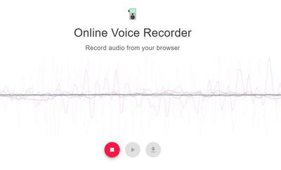Ηλεκτρονική φωνητική εγγραφή