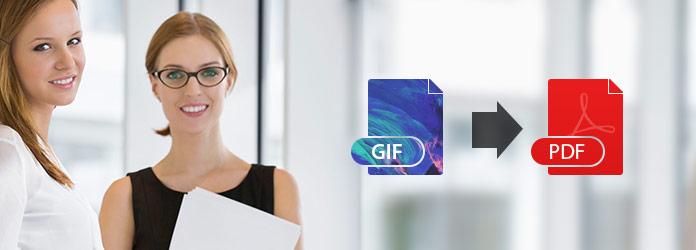 Konwertuj GIF na PDF