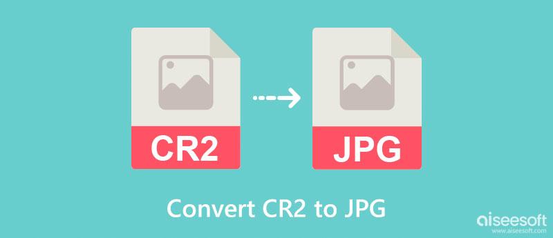 convert cr2