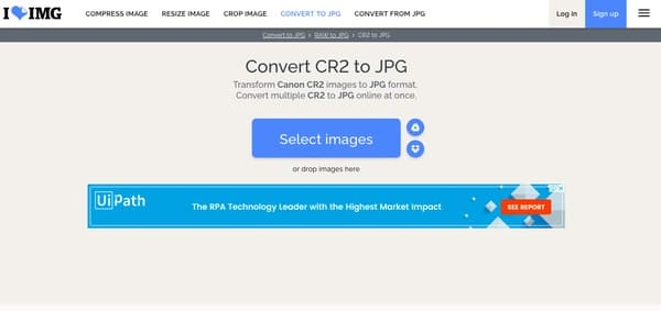 photoshop cr2 to jpg batch converter