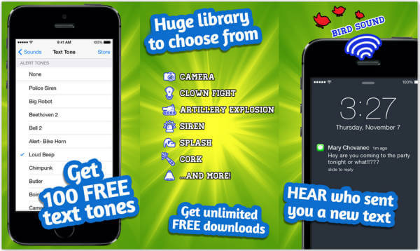 How to Download Free Ringtones for Text Message