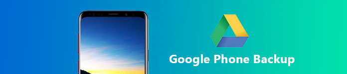 Backup Phone Android στην Google