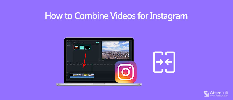 Combina immagini e video per Instagram