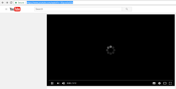 YouTube Not Load