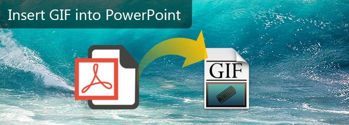 Inserisci GIF in PowerPoint