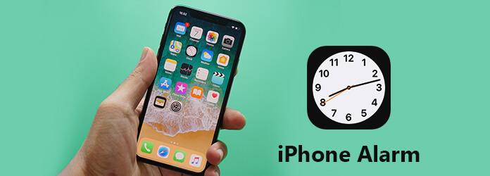 Risolve i problemi relativi all'allarme iPhone
