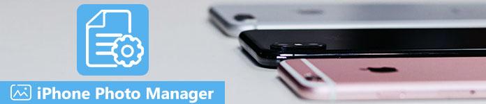 Διαχείριση φωτογραφιών iPhone