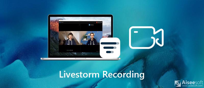 Neem een Livestorm-webinar op