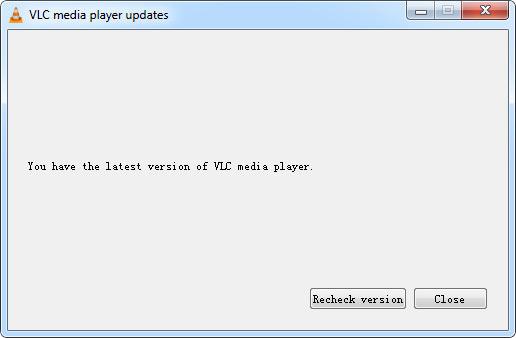 Zaktualizuj VLC