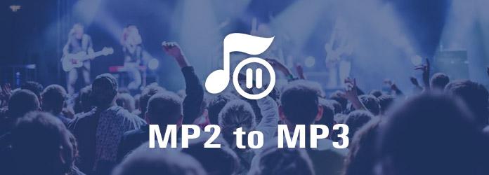 Da MP2 a MP3