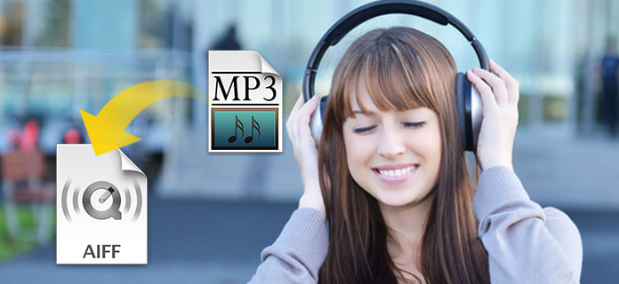 Converti MP3 in AIFF
