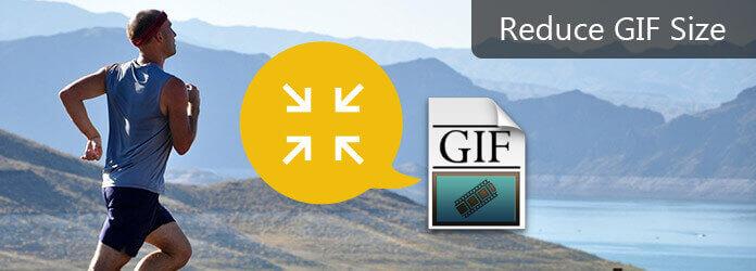 Ridurre le dimensioni GIF