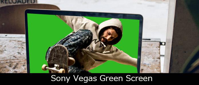 Πράσινη οθόνη Sony Vegas