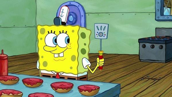Spatola malvagia di SpongeBob SquarePants