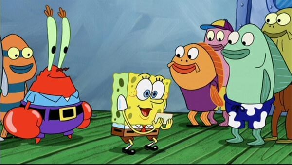 SpongeBob Squarepants Episodi completi