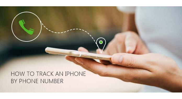 Traccia un iPhone per numero di telefono