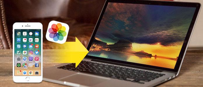 Przenieś zdjęcia z iPhone'a na laptopa