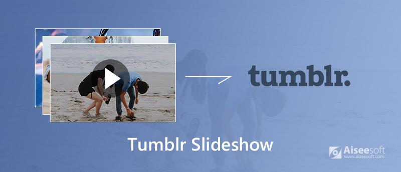 Crea una presentazione di Tumblr
