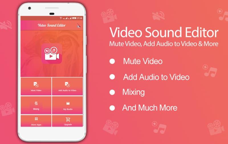 Εφαρμογή επεξεργασίας ήχου βίντεο