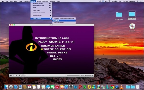 How to Easily Play Any Videos in VLC to Apple TV with AirPlay