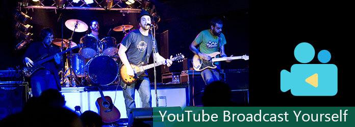 Το YouTube μεταδίδεται μόνοι σας