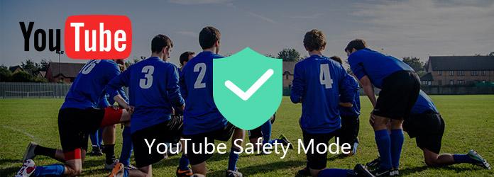 Λειτουργία ασφαλείας YouTube