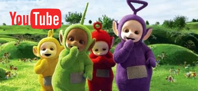 YouTube Teletubbies