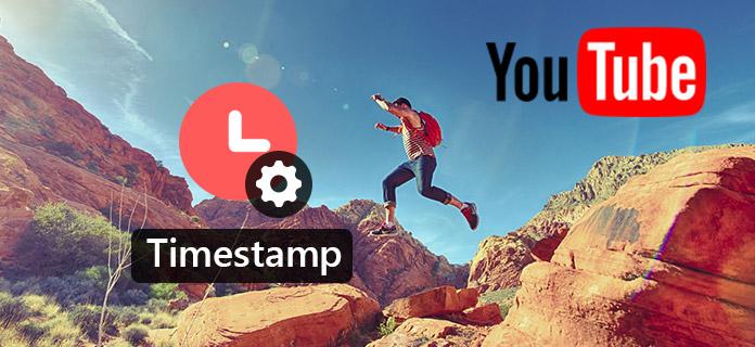 Přidejte časové razítko YouTube
