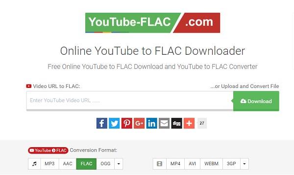 YouTube-FLAC.com