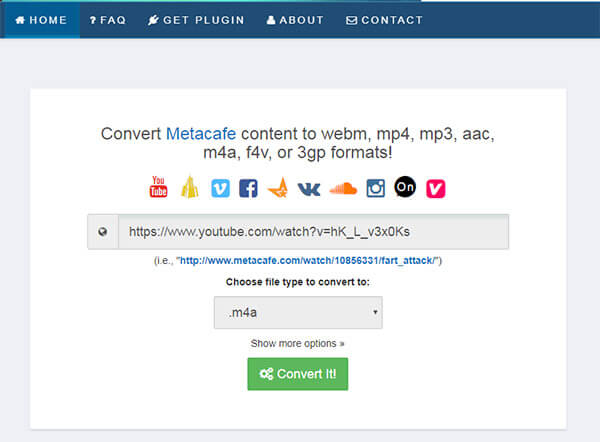 YouTube to M4A – Free Download and Convert YouTube with Top