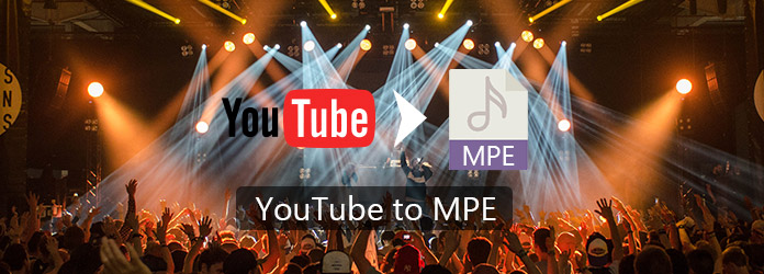 YouTube σε MPE
