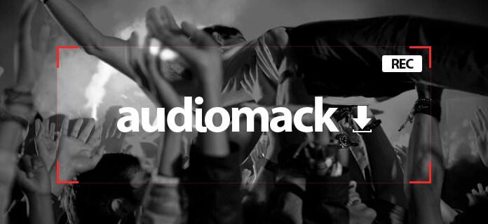 Εγγραφή λήψης Audiomack