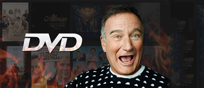 Masterizza il film di Robin Williams su DVD