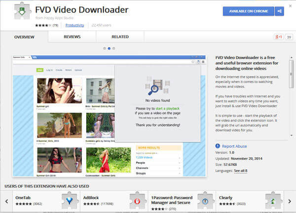 How to download any videos using google chrome 2018 (new and.