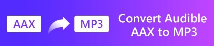 Convert Audible AAX to MP3