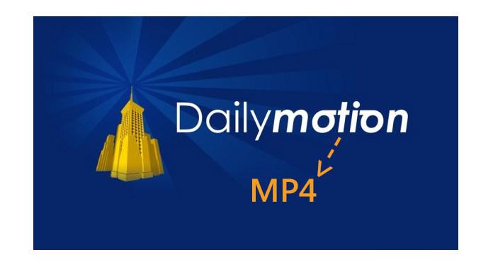 Converteer Dailymotion-video naar MP4