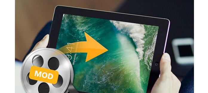 Πώς να μετατρέψετε MOD σε iPad