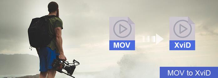 MOV σε XviD