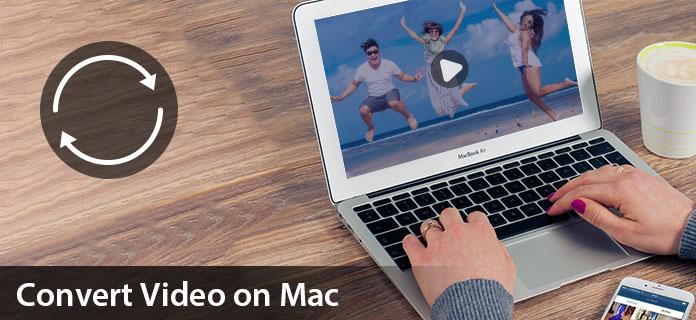Converteer video op Mac