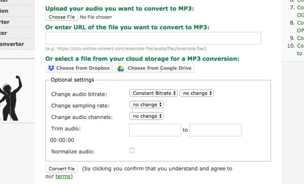 Convert WAV to MP3 Online