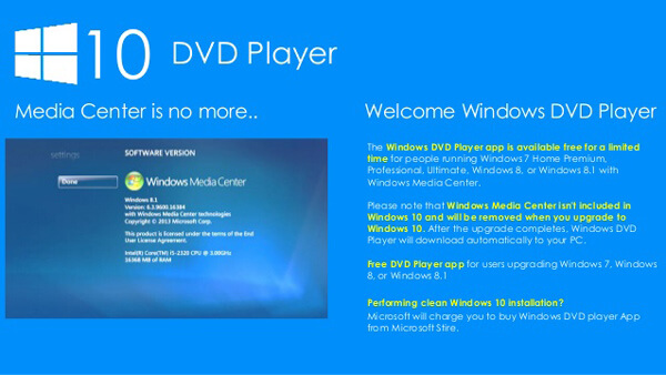 how to watch dvds on windows 10