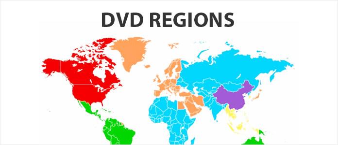 Regioni DVD