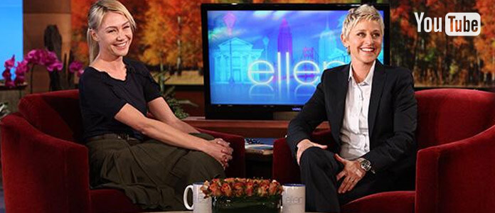 Ellen Show YouTube