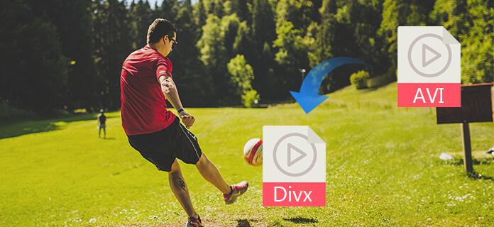 Μετατροπή AVI σε DIVX
